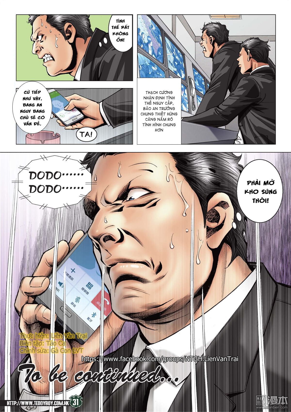 Người Trong Giang Hồ RAW Chương 2070 - NhoTruyen.Net