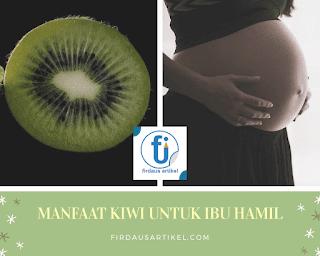 Khasiat dan manfaat buah kiwi untuk ibu hamil
