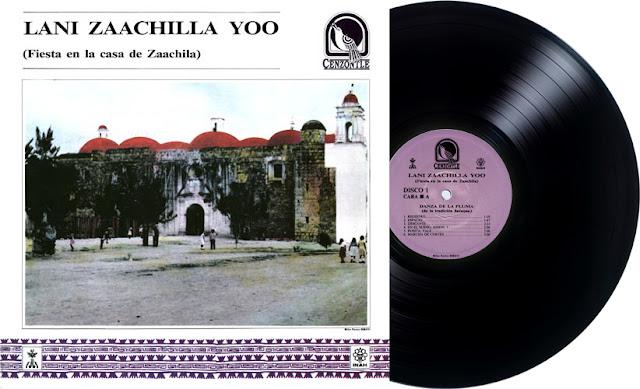 INAH 28 - LANI ZAACHILLA YOO (3 LPs)