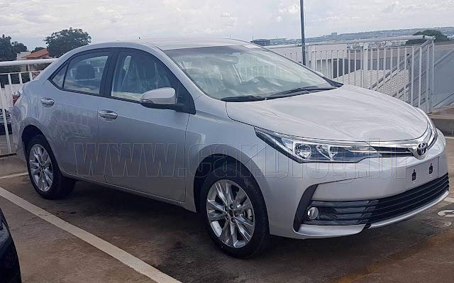 Novo Toyota Corolla 2018 XEi
