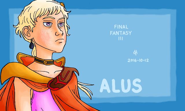 Final Fantasy, Alus