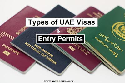 Dubai Visa Types, Types of visa in uae, uae tourist visa, uae transit visa, uae student visa, uae residence visa, uae long term visa, uae patient visa