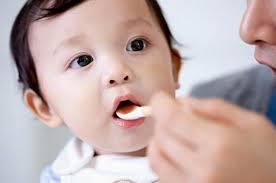 Thực phẩm chức năng bổ sung chất kẽm cho trẻ