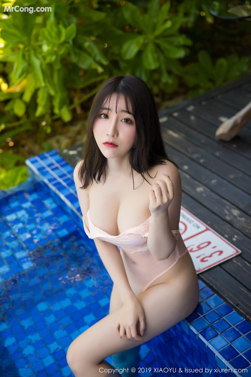 Image XiaoYu-Vol.155-Cherry-MrCong.com-042 in post XiaoYu Vol.155: 绯月樱-Cherry (67 ảnh)