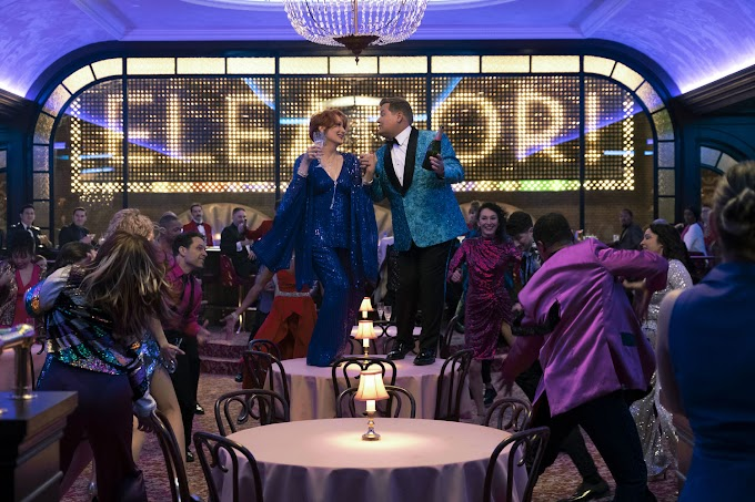 Teaser tráiler de 'The Prom' (2020) - Película Netflix