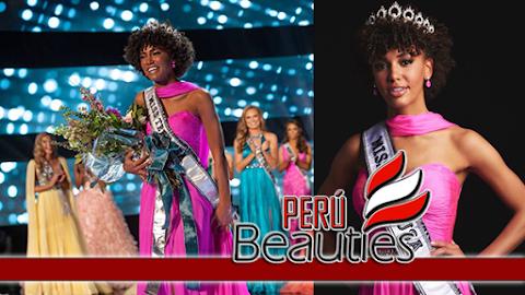 Kaliegh Garris es Miss Teen United States 2019