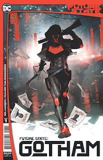Future State: Gotham #1 - Cover