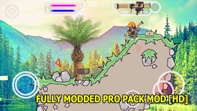 Mini Militia God Mod Apk,Unlimited Ammo,Pro pack,Cheats,Avatars apk