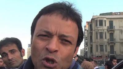 الفنان الهارب إلى تركيا هشام عبدالله