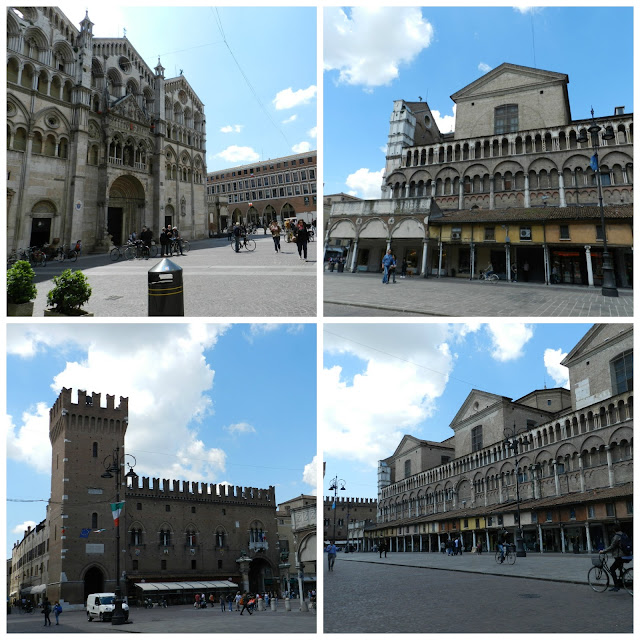 Piazza Trento - Trieste, Ferrara