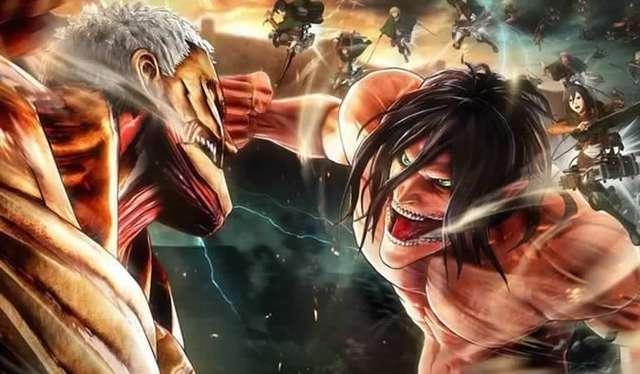 Shingeki no Kyojin Manga 132