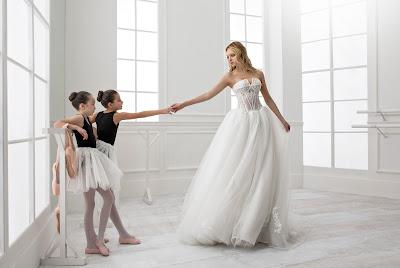 abiti sposa olympia