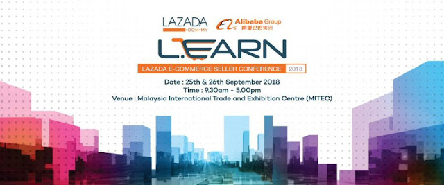 LAZADA e-Commerce Seller Conference 2018