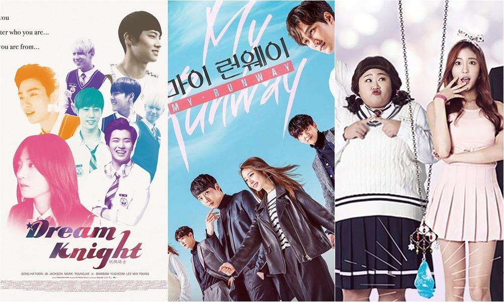 3 k-dramas curtos para assistir