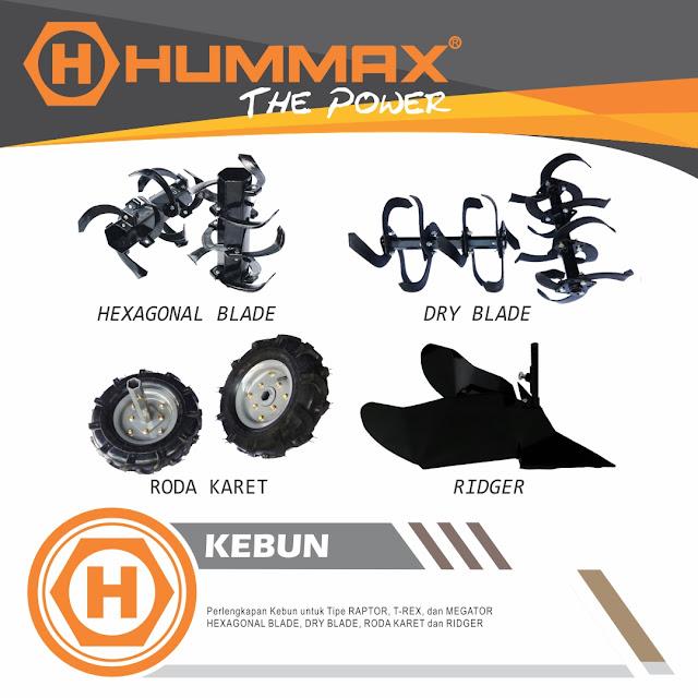 Review Alat Pertanian Cultivator Hummax Raptor