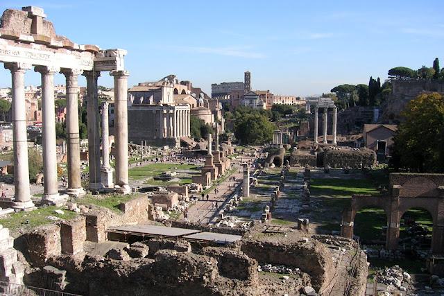 El Foro Romano te transportará a otra época