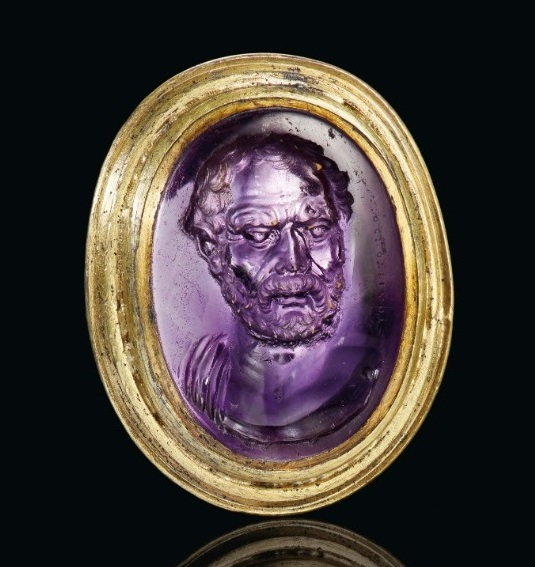 Getty Museum acquires collection of ancient engraved gems