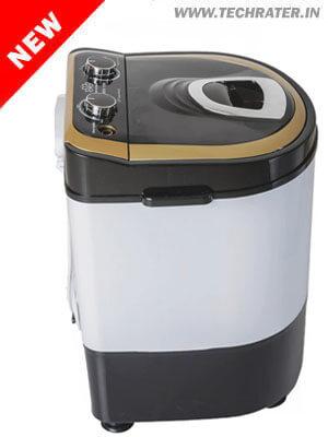 Top 3 Mini Semi-Automatic Washing Machine (Small and Portable)