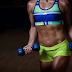 Ejercicios en casa para tonificar los bíceps