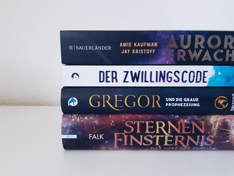 Bücherblog. Neuzugänge Bücher. Jugendbuch. Fantasy. Februar 2021.