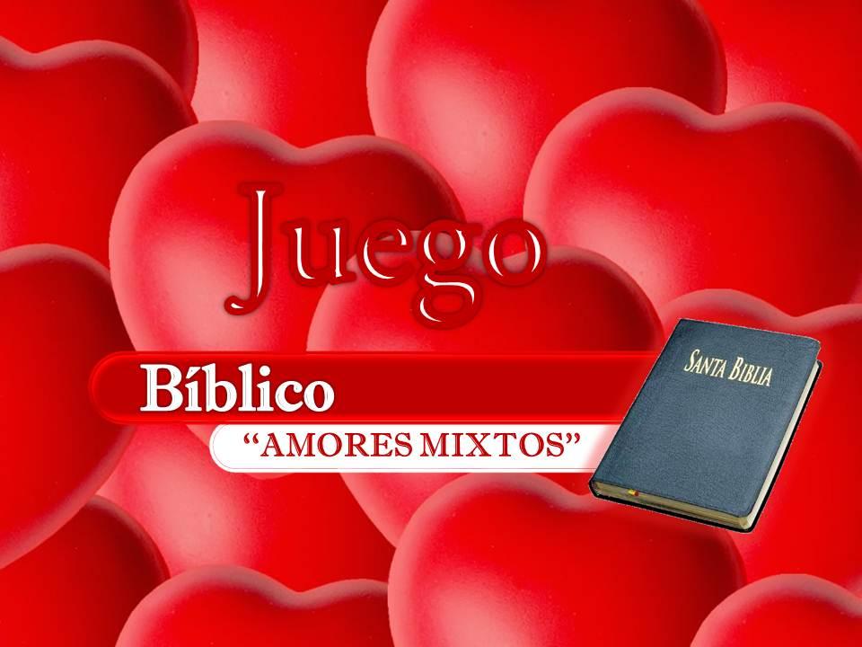Juego Biblico En Power Point Para El Mes De Febrero Esperanza De