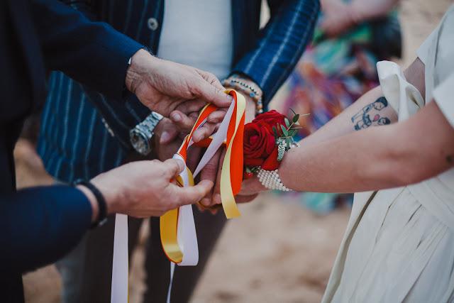 Matrimonio: rito simbolico