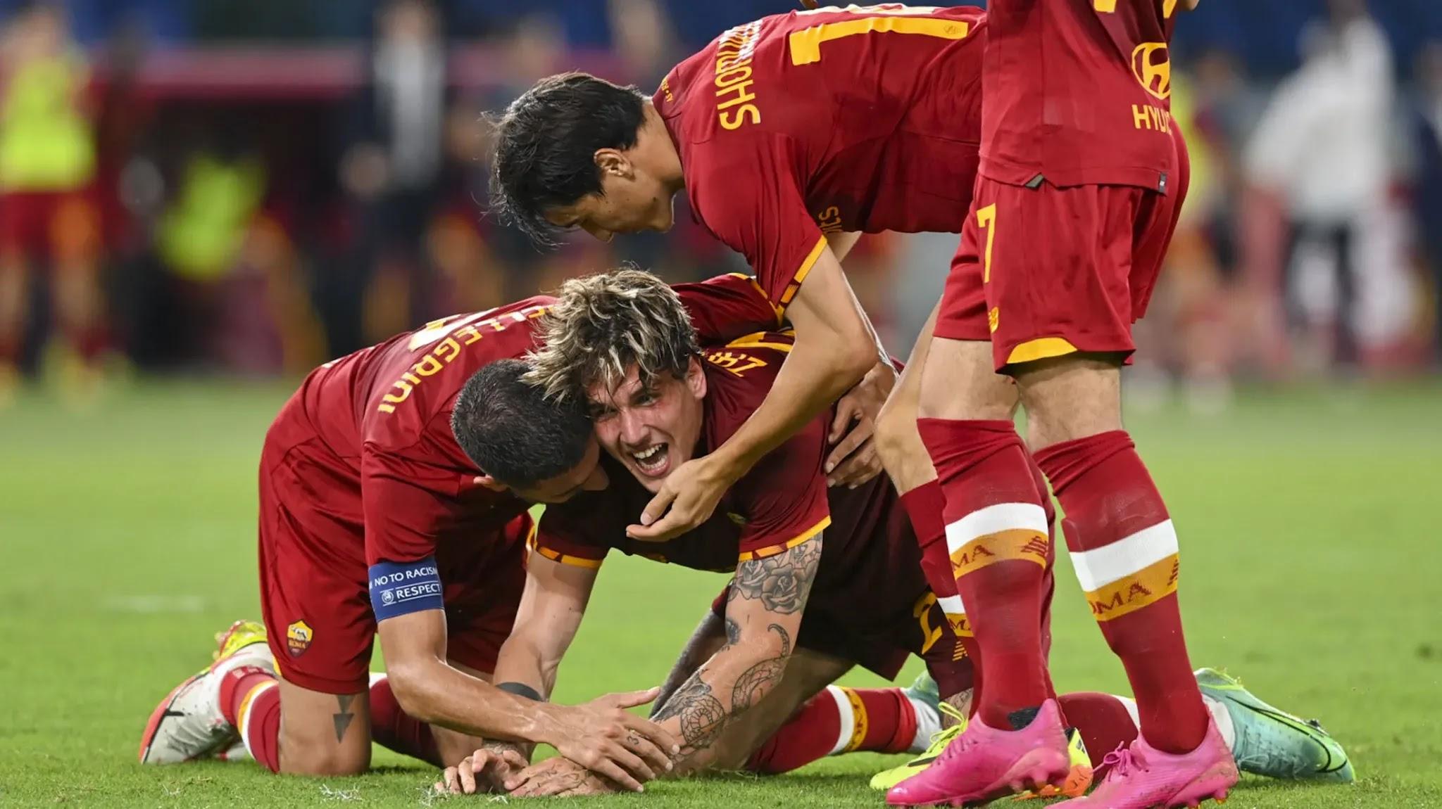 مباراة روما وساليرنيتانا