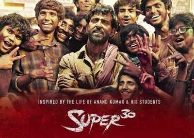 Super 30 Hindi Movie Download 480p 2019