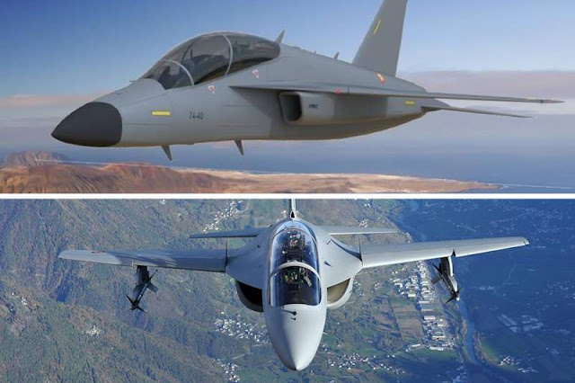 Spain new advanced trainer aircraft