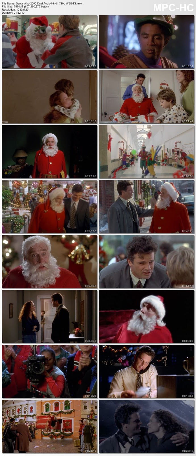 Santa Who 2000 Dual Audio Hindi 480p WEB-DL 280MB Desirehub