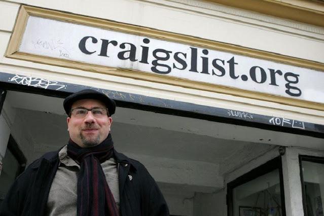 Craig Newmark, Founder Craigslist