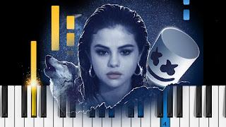 Singer Selena Gomez Lyrics Ali Tamposi Louis Bell Brian Lee Carl Rosen Marshmello Andrew Watt Producer