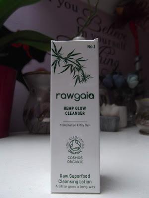 Rawgaia Organický Konopný cleanser 50 ml