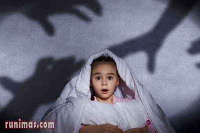 doa terbangun ketika mendapat mimpi buruk