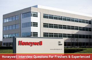 Honeywell Interview Questions