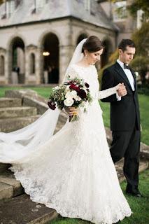 صور فساتين الزفاف للعرس جميلة وجديدة موديلات حديثة
