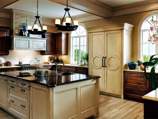 Diseño cocina tradicional