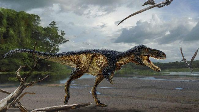 Misteri Lorong Waktu dan Pesawat yang Terjebak ke Zaman Dinosaurus