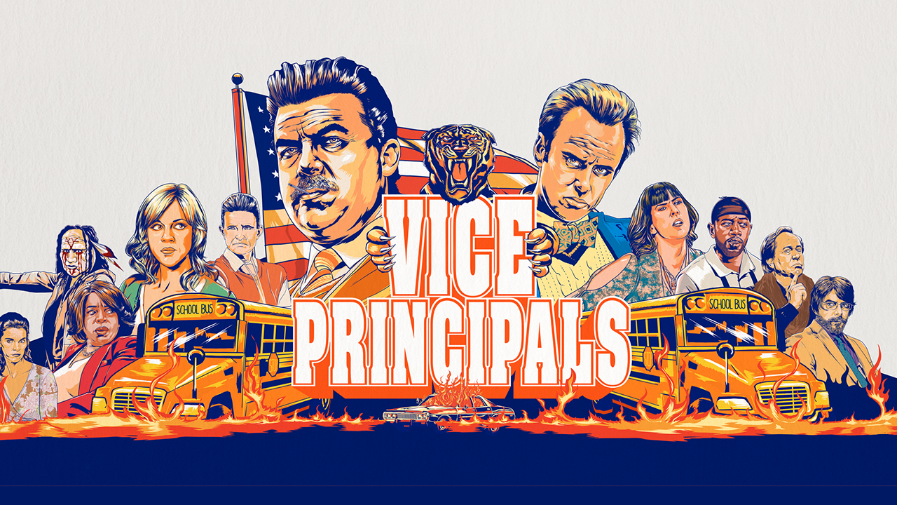 Vice Principals Season 2 Episode 1