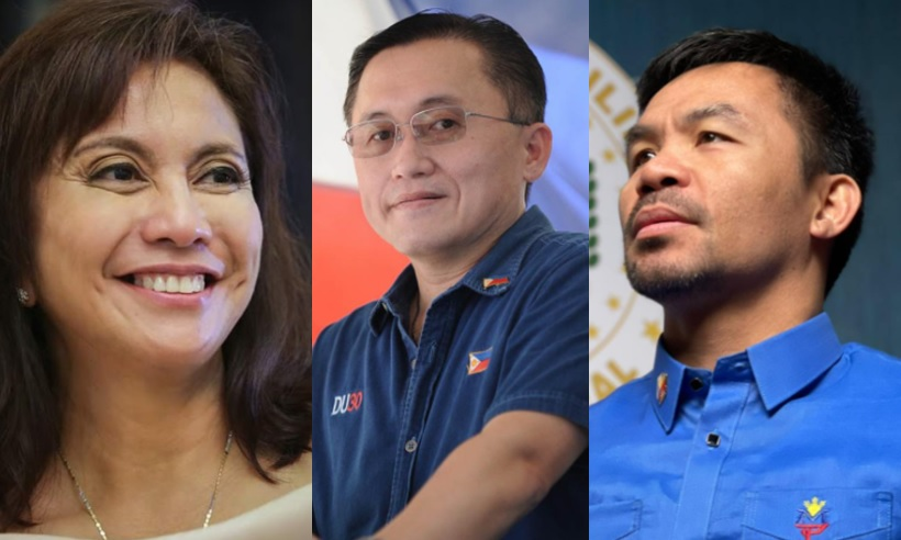 Robredo, Go, Pacquiao among potential presidential bets in 2022