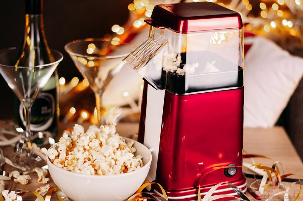 Tchibo-Popcornmaschine
