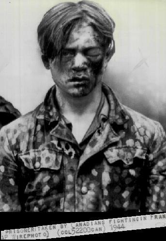 Afbeeldingsresultaat voor shooting of German POWS by US troops,