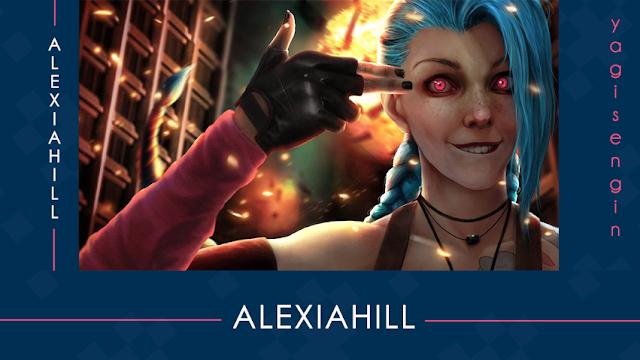 Alexiahill Kimdir