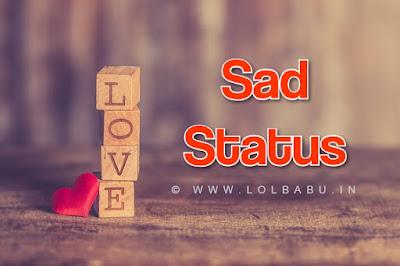 Sad Whatsapp Status Hindi 2019