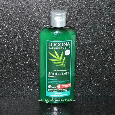 Review: Shampoo Cremoso al Bambù - Logona