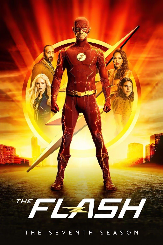 The Flash (2021) Temporada 07 AMZN Web-DL 1080p Latino
