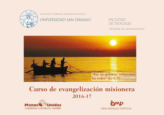 Curso Evangelización Misionera 2016-2017