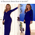 MPNAIJA GIST:Blue or Purple: Beyonce's gown is causing confusion online