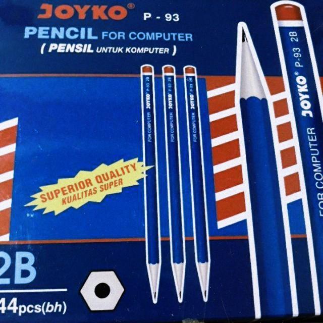 Harga pensil Joyko 2b p93