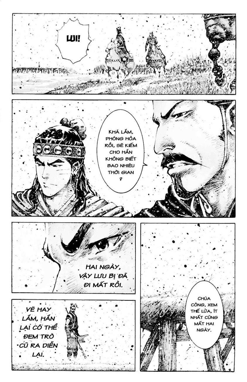 Hỏa phụng liêu nguyên Chương 396: Thi họa song tuyệt [Remake] trang 20